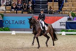 BRÖRING-SPREHE Kristina (GER), Destiny OLD<br /> Neumünster - VR Classics 2020<br /> Preis der Zech Immobilien und des Helenenhofs, Familie Schwiebert<br /> Grand Prix de Dressage - Qualifikation<br /> Championat der Pferdestadt Neumünster - Dressur-Reiter<br /> 14. Februar 2020<br /> © www.sportfotos-lafrentz.de/Stefan Lafrentz