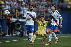 Villarreal CF v Rangers - 20 Sept 2018