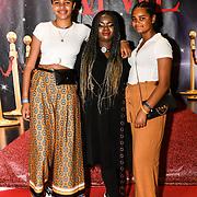 African Fashion Week London 2019 #AFWL2019 - Day 2 backstage at Freemasons Hall on 10 August 2019, London, UK.