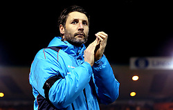 Lincoln City manager Danny Cowley - Mandatory by-line: Robbie Stephenson/JMP - 17/01/2017 - FOOTBALL - Sincil Bank Stadium - Lincoln, England - Lincoln City v Ipswich Town - Emirates FA Cup third round replay