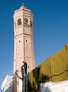 Mosque in Mahdia, Tunisia