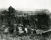 1899 Looking SE from Kratona Hill (near Argyle & Gower Sts.)