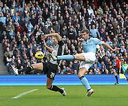 Manchester City v Tottenham Hotspur 111112
