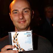 Presentatie Unicef CD Amsterdam, Thomas van Luyn