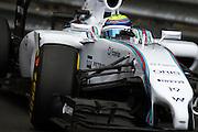 May 22, 2014: Monaco Grand Prix: Felipe Massa (BRA), Williams-Mercedes