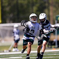 PLC in a youth lacrosse game at Patelco Sports Complex, Pleasanton CA on 5/1/21. (Photograph by Bill Gerth/ for Max Preps)