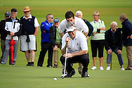Davit Scott (Westport) in the AIG Junior Cup Final at the AIG Cups & Shields National Finals, Carton House, Maynooth, Co Kildare.<br /> Picture Golffile | Fran Caffrey