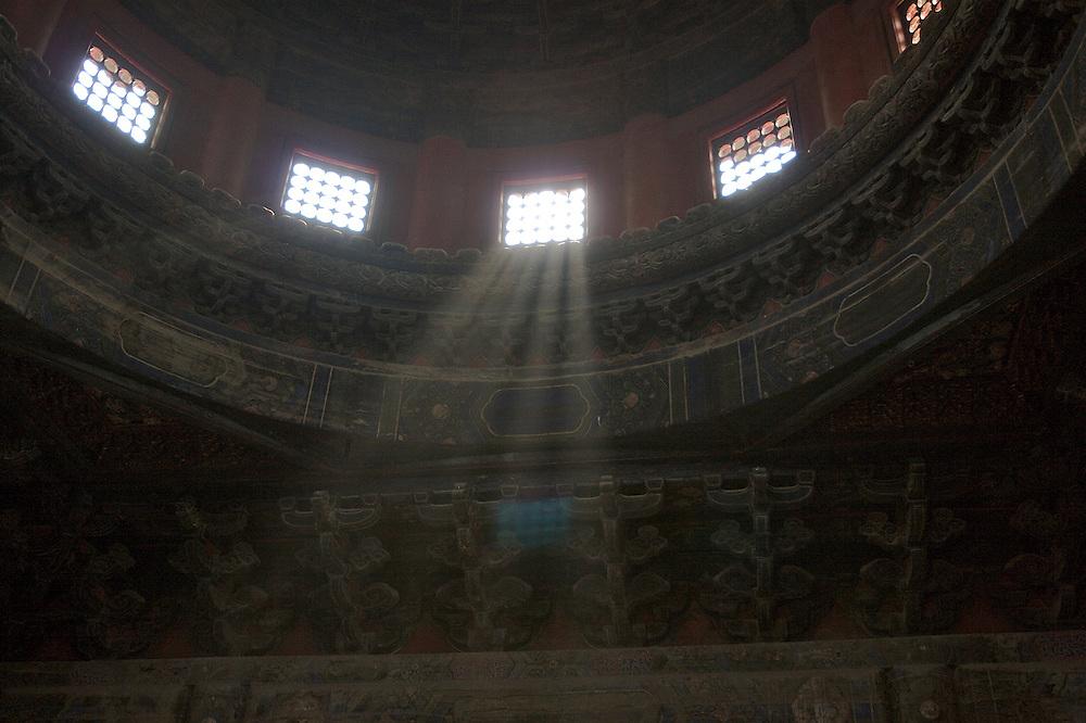 The Forbidden City Beijing, China.