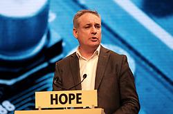SNP Spring Conference, Saturday 27th April 2019<br /> <br /> Pictured: Richard Lochhead MSP<br /> <br /> Alex Todd | Edinburgh Elite media