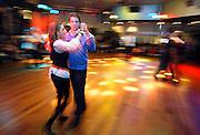 Nederland, Nijmegen, 26-1-2007 ..Afdansen bij danscentrum Vermeulen. In verschillende stijlen kon een certificaat verkregen worden. Sijldansen is weer erg populair onder jongeren...Foto: Flip Franssen/Hollandse Hoogte