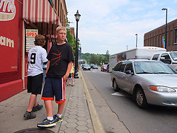 Selections from a day trip to Stillwater,--The Birthplace of Minnesota .  Stillwater is a popular destination for people from all over Minnesota, but is particularly popular with residents of the Twin Cities desirous of a quick trip to a charming destination.
