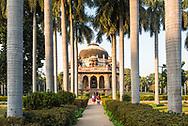 Tomb of Muhammad Shah, Lodhi Gardens (Lodi Gardens), New Delhi, India