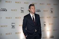 November 9, 2017 - London, England, United Kingdom - Jack Sock of The United States arrives at The Official Launch for ATP Finals held at the Tower of London prior to the start of ATP World Tour Finals Tennis at O2 Arena, London on November 9, 2017. (Credit Image: © Alberto Pezzali/NurPhoto via ZUMA Press)