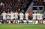 England looks on after France's second try during the RBS 6 Nations match at Twickenham Stadium, Twickenham<br /> Picture by Andrew Tobin/Focus Images Ltd +44 7710 761829<br /> 21/03/2015