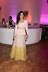 Sadia Siddiqui at Fashion Parade by Sadia Siddiqui dedicated to Asian couture held at One Marylebone, London England. 6 February 2017.