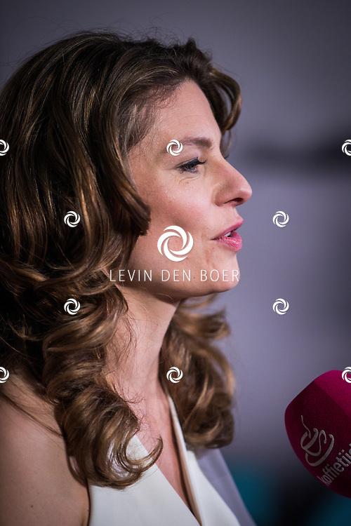 AMSTERDAM - Rifka Lodeizen op de rode loper tijdens de premiere van Tonio. De film is de Nederlandse inzending voor de Oscars in de categorie Best Foreign Language Film. FOTO LEVIN EN PAULA PHOTOGRAPHY VOF