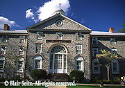 PA Historic Places Dickinson College, Old Main, Carlisle, Cumberland Co., Pennsylvania