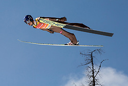Maciej Kot (POL) during Ski Flying Hill Men's Team Competition at Day 3 of FIS Ski Jumping World Cup Final 2017, on March 25, 2017 in Planica, Slovenia. Photo by Vid Ponikvar / Sportida