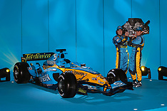 2005 Renault Launch February