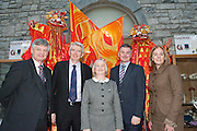 Galway launches 200 Gatherings ! Come home to Irelands Cultural Heart  with help of CEO Fáilte Ireland Shaun Quinn The Gathering Ireland CEO Jim Miley Galway County Council County Manager Martina Maloney IPB Insurance CEO Ronan Foley Fáilte Ireland West Fiona Monaghan   at Aras An Contae. Picture Andrew Downes..