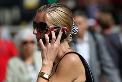 File photo dated 26/08/13 of a member of the public using their mobile phone. Mobile roaming charges across the EU are to finally end this week amid warnings to consumers to check their tariffs and remain aware of unexpected costs.