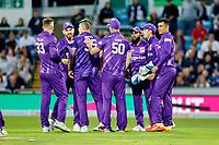 Cricket - 2021 Season - The Hundred: Men - Northern Superchargers vs Manchester Originals - Emerald Headingley, Leeds - Thursday 12th August 2021<br /> <br /> at Emerald Headingley.<br /> <br /> COLORSPORT/ALAN MARTIN