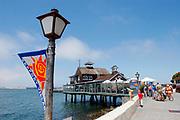 Seaport Village, San Diego, California (SD)