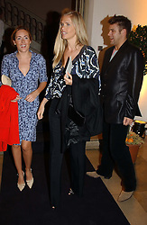 CATHERINE VIALLI wife of footballer Gianluca Vialli<br /><br />at a party to celebrate the 10th anniversary of Jo Malone the perfumer held at The Banquetting House, Whitehall, London on 21st October 2004.<br /><br /><br /><br />NON EXCLUSIVE - WORLD RIGHTS