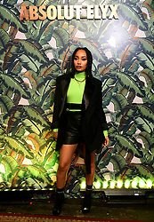 Leigh-Anne Pinnock attending the Dita Von Teese and The Copper Coupe event presented by Absolut Elyx at the Box, London