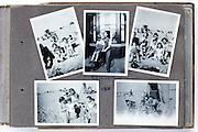 happy family moments photo album page 1949 England