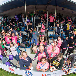 Sunday, Westfield Health British Transplant Games North Lanarkshire 2017.