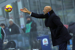 December 26, 2018 - Milan, Milan, Italy - head coach of FC Internazionale Milano Luciano Spalletti during the serie A match between FC Internazionale and SSC Napoli at Stadio Giuseppe Meazza on December 26, 2018 in Milan, Italy. (Credit Image: © Giuseppe Cottini/NurPhoto via ZUMA Press)