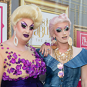 NLD/Amsterdam/20160713 - Premiere Absolutely Fabulous, Drag Queens