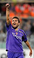 Fotball<br /> Italia<br /> Foto: Inside/Digitalsport<br /> NORWAY ONLY<br /> <br /> Adrian MUTU Fiorentina<br /> <br /> 29.09.2009<br /> Fiorentina v Liverpool<br /> Champions League 2009/2010