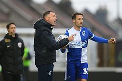 Bristol Rovers manager Graham Coughlan - Mandatory by-line: Dougie Allward/JMP - 26/10/2019 - FOOTBALL - Memorial Stadium - Bristol, England - Bristol Rovers v Portsmouth - Sky Bet League One