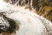 Glacier details, Alaska