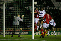 Derby County hit the crossbar and Arturo Lupoli scores Derby County's 3rd goal