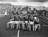 1958 - Soccer: League of Ireland v Irish League at Dalymount Park