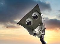 BLOEMENDAAL - ILLUSTRATIE - Hockey, vaste camera's langs de hoofdklasse hockeyvelden, voor de Ziggo hockey samenvattingen,       Het Enschedese bedrijf 360SportsIntelligence heeft op 16 velden van hockeyclubs in de dames en heren hoofdklasse automatische camerasystemen opgehangen waarmee de wedstrijden vanaf komend weekeinde worden geregistreerd. Het Enschedese bedrijf 360SportsIntelligence heeft op 16 velden van hockeyclubs in de dames en heren hoofdklasse automatische camerasystemen opgehangen waarmee de wedstrijden vanaf komend weekeinde worden geregistreerd.COPYRIGHT  KOEN SUYK