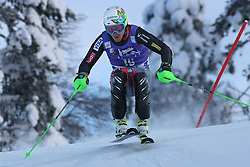 17.11.2013, Levi Black, Levi, FIN, FIS Ski Alpin Weltcup, Levi, Slalom, Herren, 1. Durchgang, im Bild Ted Ligety (USA) // Ted Ligety of the USA in action during 1st run of mens Slalom of FIS ski alpine world cup at the Levi Black course in Levi, Finland on 2013/11/17. EXPA Pictures © 2013, PhotoCredit: EXPA/ Gunn/ Takusagawa<br /> <br /> *****ATTENTION - OUT of GBR*****