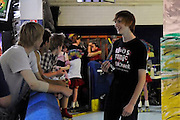 2010 Morley Rollerdrome End of Year Show