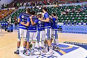 Team Banco di Sardegna Dinamo Sassari<br /> Banco di Sardegna Dinamo Sassari - Carpegna Prosciutto VL Pesaro<br /> Legabasket LBA Serie A 2019-2020<br /> Sassari, 29/09/2019<br /> Foto L.Canu / Ciamillo-Castoria