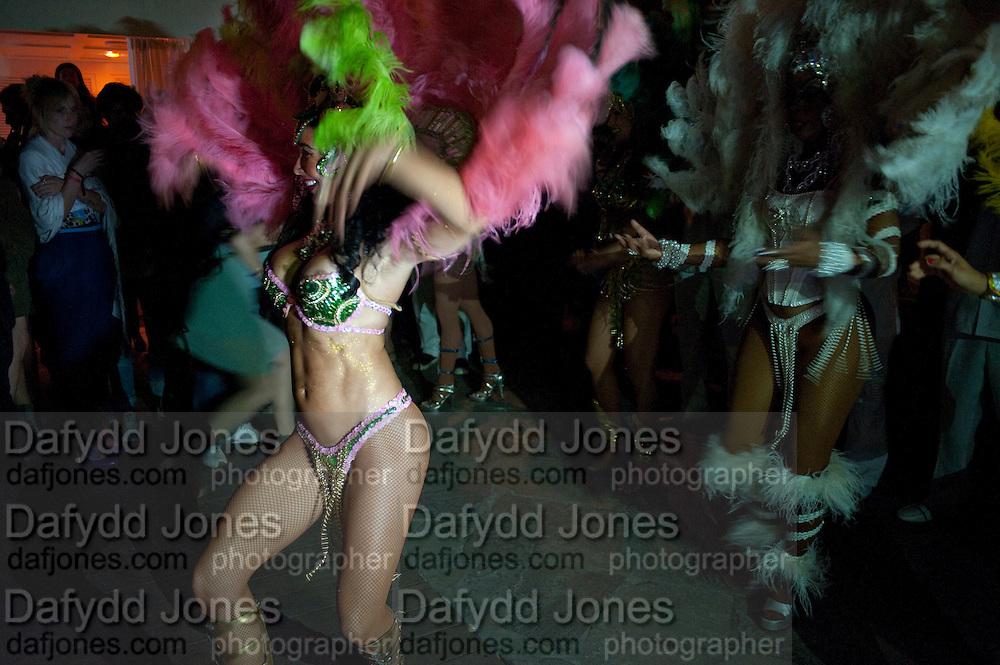 Visionaire party. Delano  Hotel.  Miami Art Basel 2011. 2December 2011.