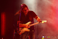 20 September 2014:   Kirk Ellis.  Brushville performs at the Chris Brown Benefit Concert at the Corn Crib Stadium, Normal Illinois.  The band is comprised of Brett Gillan - frontman-guitar-vocals, Kirk Ellis - violin-guitar, Dustin Reynolds - guitar, Marc Broomby - bass, Darin Holthaus - drums