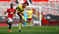 Football - 2020 / 2021 Premier League - Manchester United vs Burnley - Old Trafford<br /> <br /> Josh Brownhill of Burnley at Old Trafford<br /> <br /> Credit COLORSPORT/LYNNE CAMERON