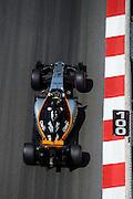 May 25-29, 2016: Monaco Grand Prix. Sergio Perez (MEX), Force India