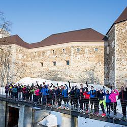 20170128: SLO, Marathon - Priprave za Ljubljanski maraton 2017