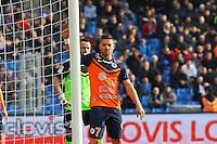 Anthony Mounier - 01.03.2015 - Montpellier / Nice - 27eme journee de Ligue 1 -<br />Photo : Andre Delon / Icon Sport