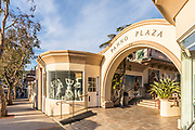 Panno Plaza on PCH in Laguna Beach