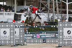 Beerbaum Ludger, (GER), Chiara <br /> First Round<br /> Furusiyya FEI Nations Cup Jumping Final - Barcelona 2015<br /> © Dirk Caremans<br /> 24/09/15